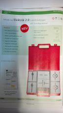 Schüler-Set Elektrik 2.0 - Gruundschaltungen mit Sockelbausteine